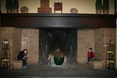 ahwahnee fireplace