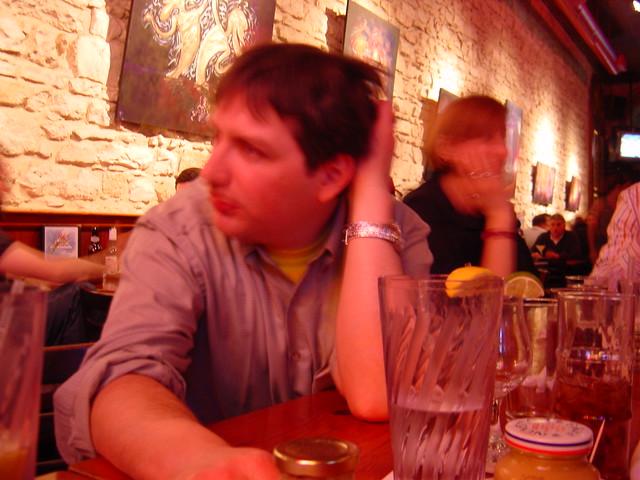 Jeremy gets fuzzy | Flickr - Photo Sharing!