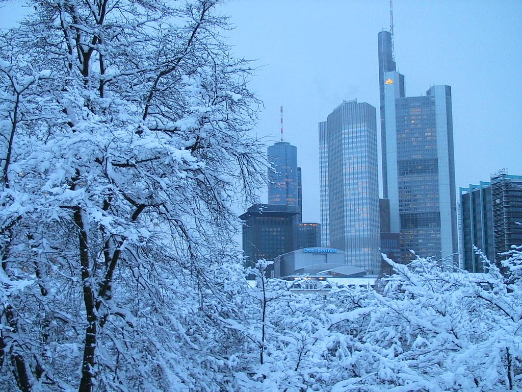 Cities With Snow Skyscrapercity