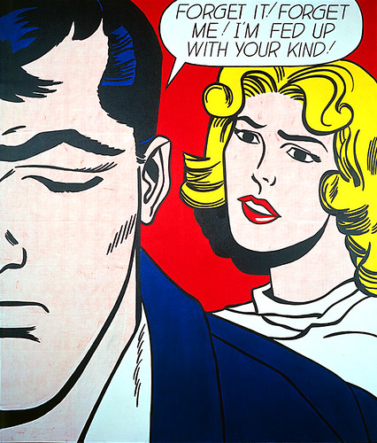 Roy Lichtenstein - Your Kind