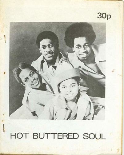Hot Buttered Soul (70´s, UK)