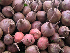potato and tomato genus(0.0), shallot(0.0), potato(0.0), plant(0.0), vegetable(1.0), produce(1.0), food(1.0), root vegetable(1.0), tuber(1.0),