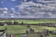 Lilleshall Hill View