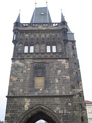 castle(0.0), steeple(0.0), bell tower(0.0), clock tower(0.0), building(1.0), landmark(1.0), architecture(1.0), facade(1.0), medieval architecture(1.0), tower(1.0), spire(1.0),