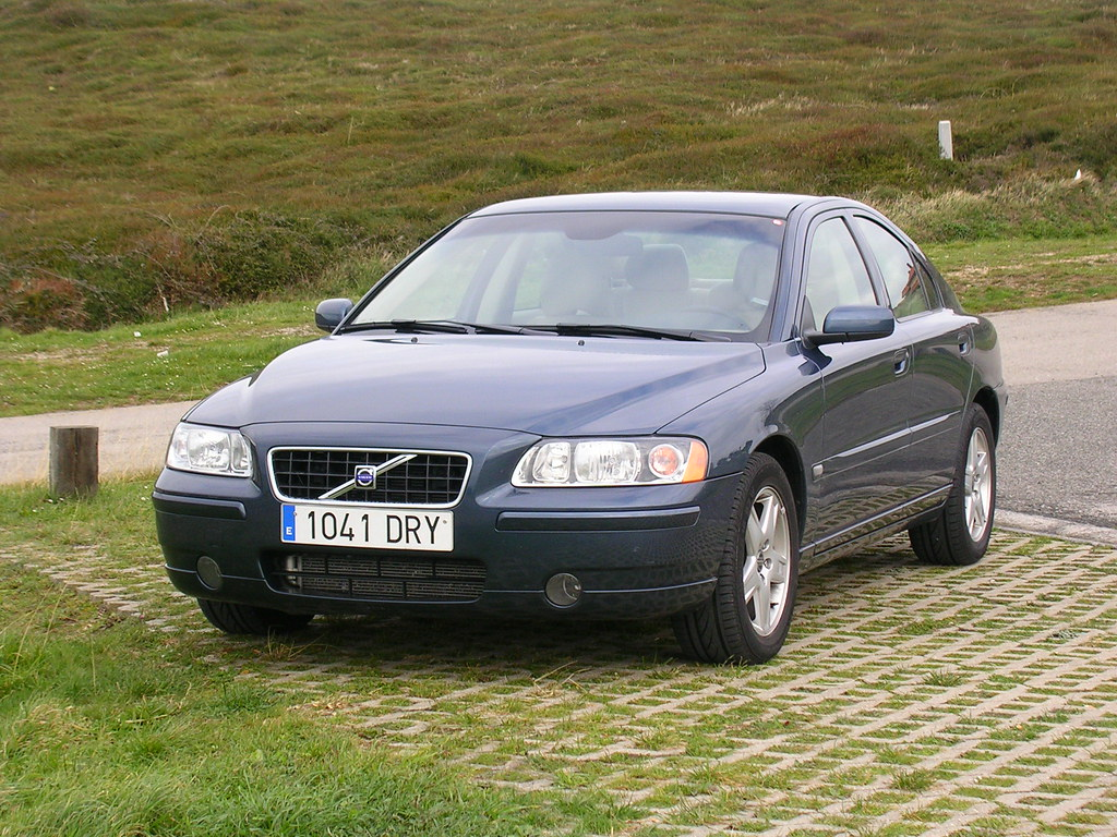 Volvo S60 2.4 Diesel automatic