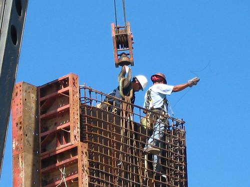Construction Worker Houston Texas 1