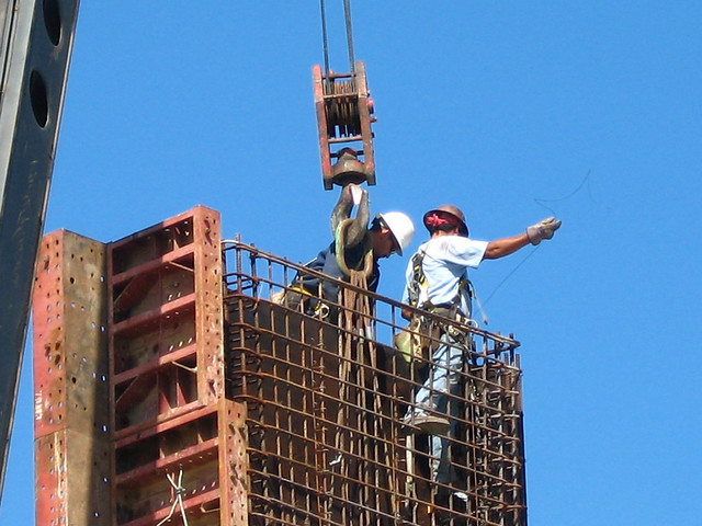 Construction Worker Houston Texas 1