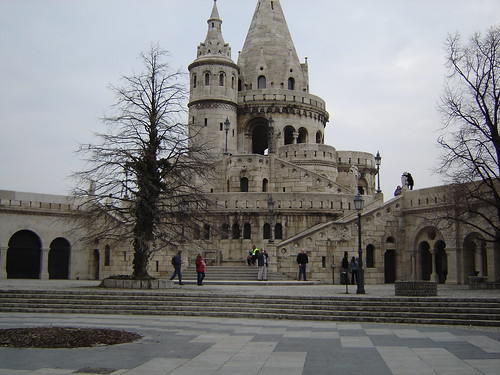 The fisherman's bastion Budapest