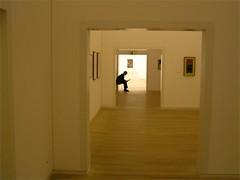 Museum fatigue