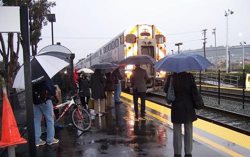 Hillsdale Station, San Mateo by stevebyuen