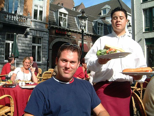 Lunch in Maastricht
