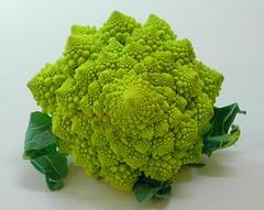 brassica, vegetable, flower, leaf, leaf vegetable, green, produce, food, broccoflower,
