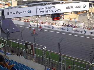 Formula BMW Final  Championships - BIKE Stunts