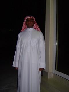 Season's Greetings - Arabian Style -