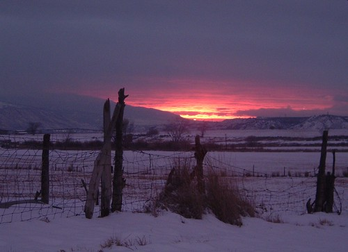 garfieldcountycolorado sunset