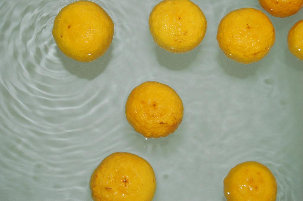 yuzu oranges
