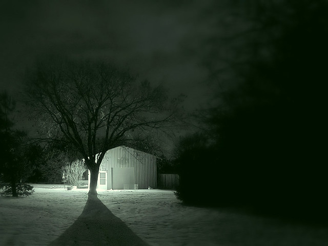 dark winter night flickr photo sharing