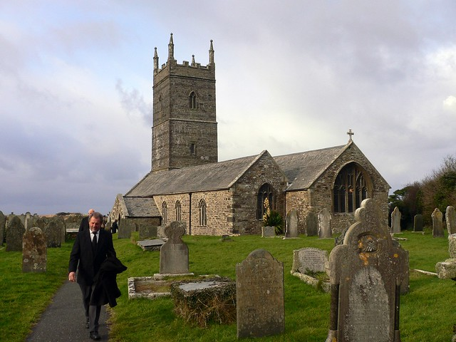 St Eval's Church, Cornwall