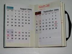 number, office supplies, calendar,