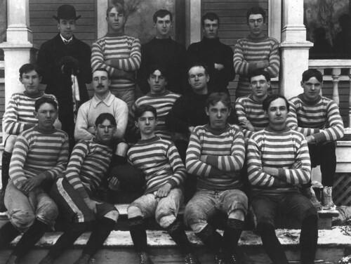 Middleton rugby team