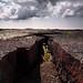 A Grand Canyon of the Ka'u Desert by j o s h
