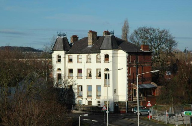 Alexandra House School for Girls on the Stourbridge Ring Road