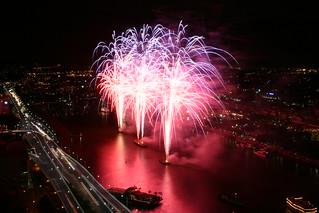 Fireworks NYE2005