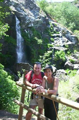 Cascada de Sotillo en un valle escondido...