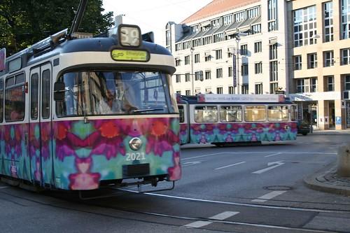 Blumentram Linie 39
