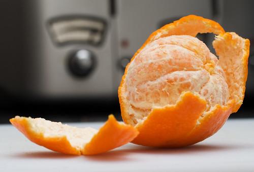 Clementine consumption #1