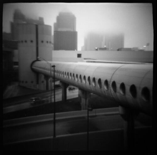 Diana: Foggy Detroit