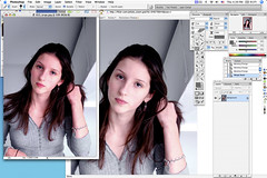 face, screenshot, editing,