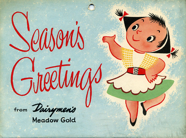 Mary Blair Meadow Gold Calendar