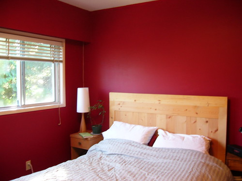 Cool paint ideas red bedrooms bedroom decorating ideas for Bedroom ideas red