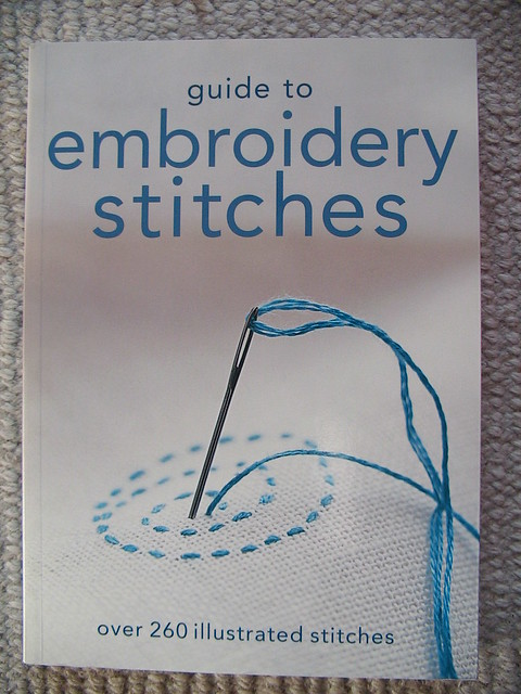 Guide to embroidery stitches designs