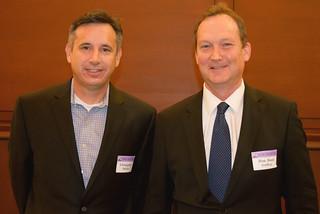 Chris Melcher and Judge Goldberg