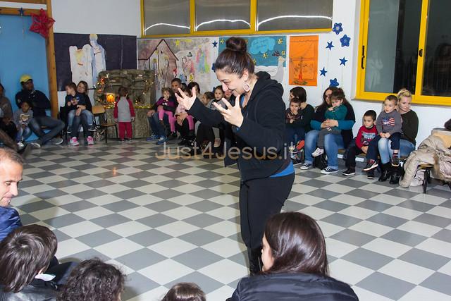 Laboratorio con le Scuole d'Infanzia del Comune di Lecce - Banda Bassotti