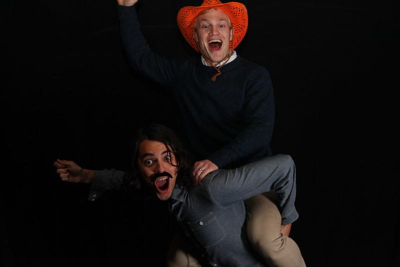 Dan and Steve
