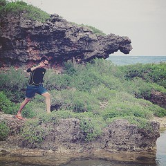Inarajan Natural Pools.   #GUAMventures www.mixofeverying.net #travel #guam @visitguamusa #nature #instatravel