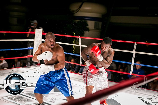 WFC 40 June 6th,2015 at the Belle of Baton Rouge