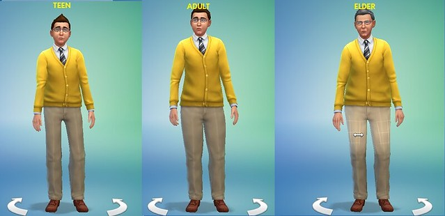 The Sims 4 Height Slider And Shorter Teens Mod Simsvip