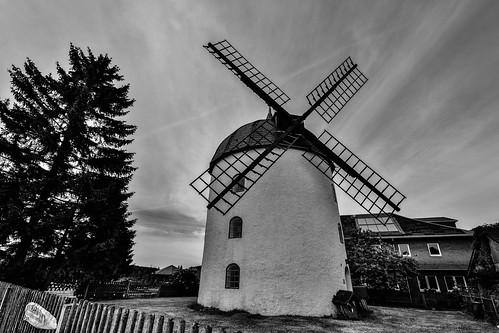 Historischer Turmholländer Dittrichshütte