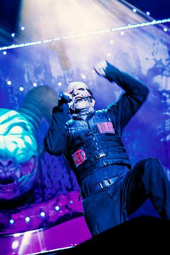 Graspop Metal Meeting 2015 mashup foto - Slipknot