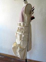 A Wearable Studio Practice: Sewing Station Pinafore