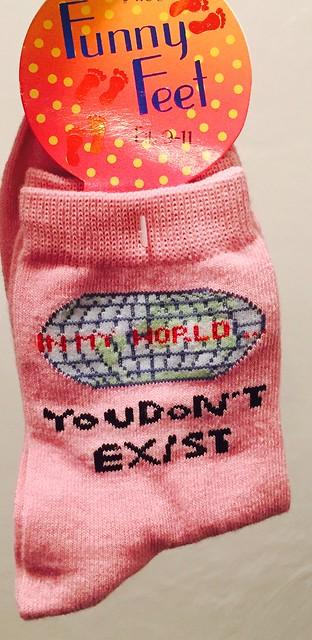 Socks Of The Month - June 2015