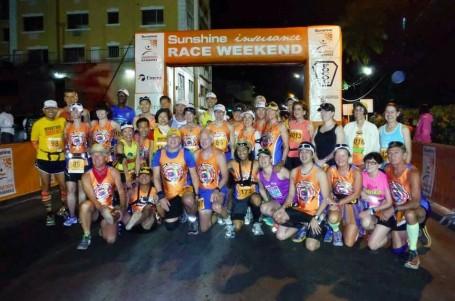 Vstupte do klubu maratonských světoběžníků