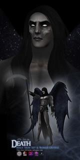 Death +Fallen Gods Inc.+ Masculine
