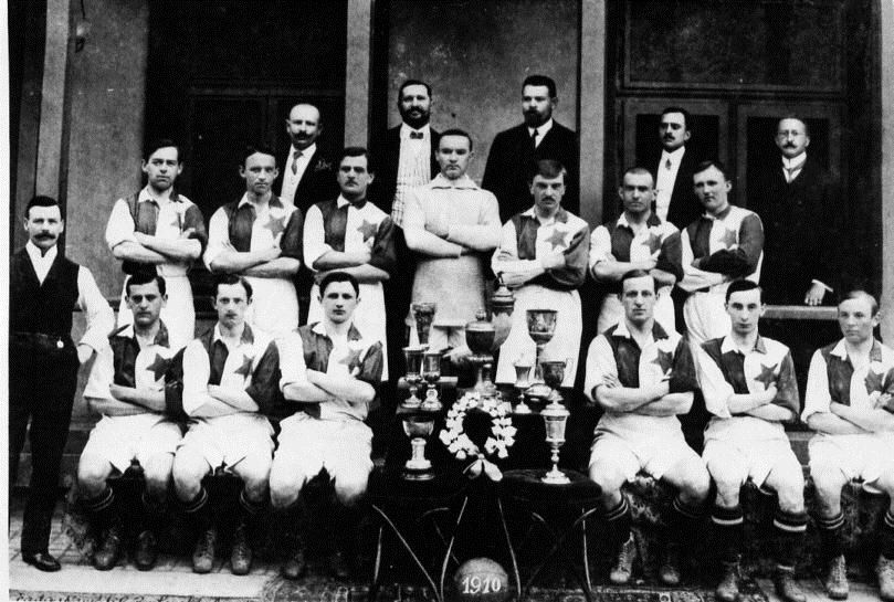 Slavia_Praha_John_Madden_1910