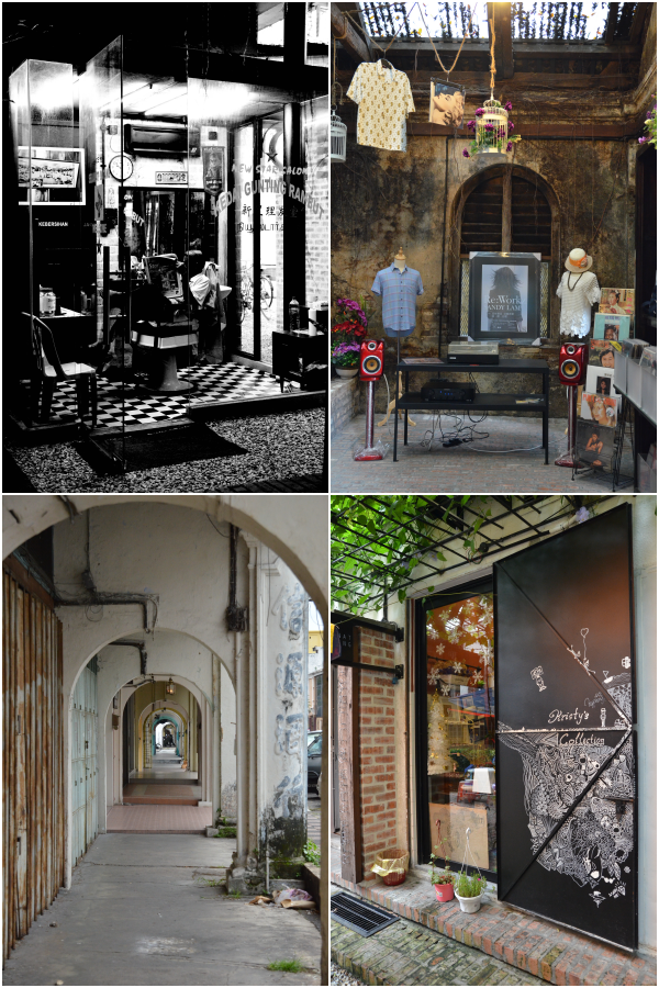Collage Old Town Walk 2