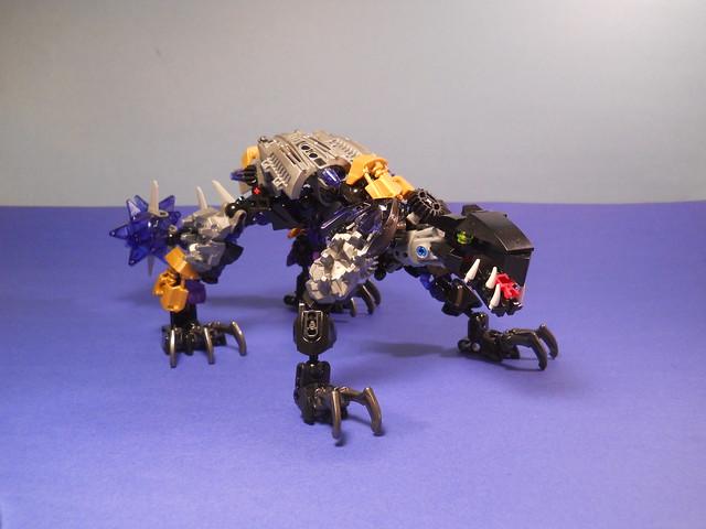 Tarakona, The Iron Dragon